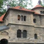 jevrejska crkva u pragu