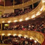 koncertna dvorana u pragu