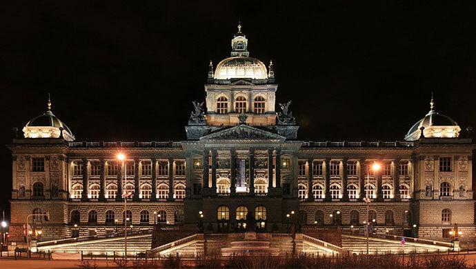 narodni muzej prag