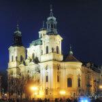 crkva svetog nikole u pragu
