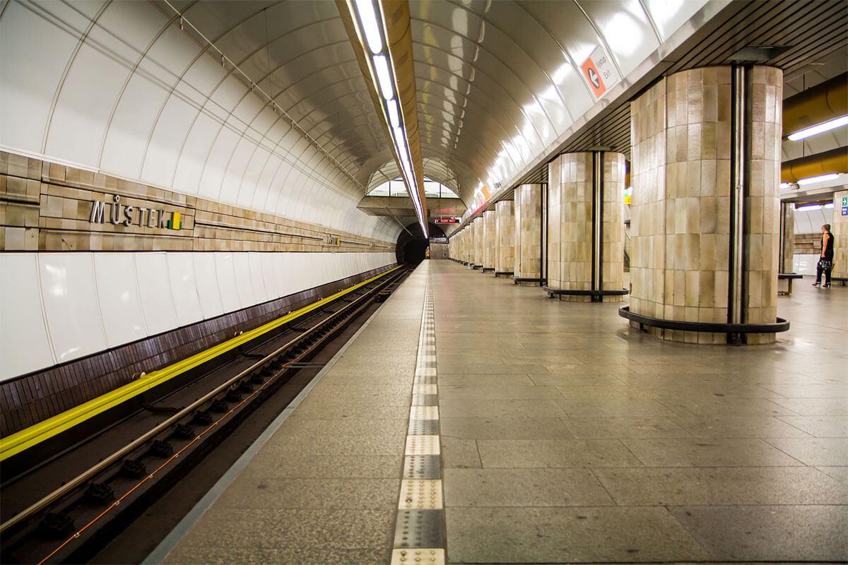 metro-prague