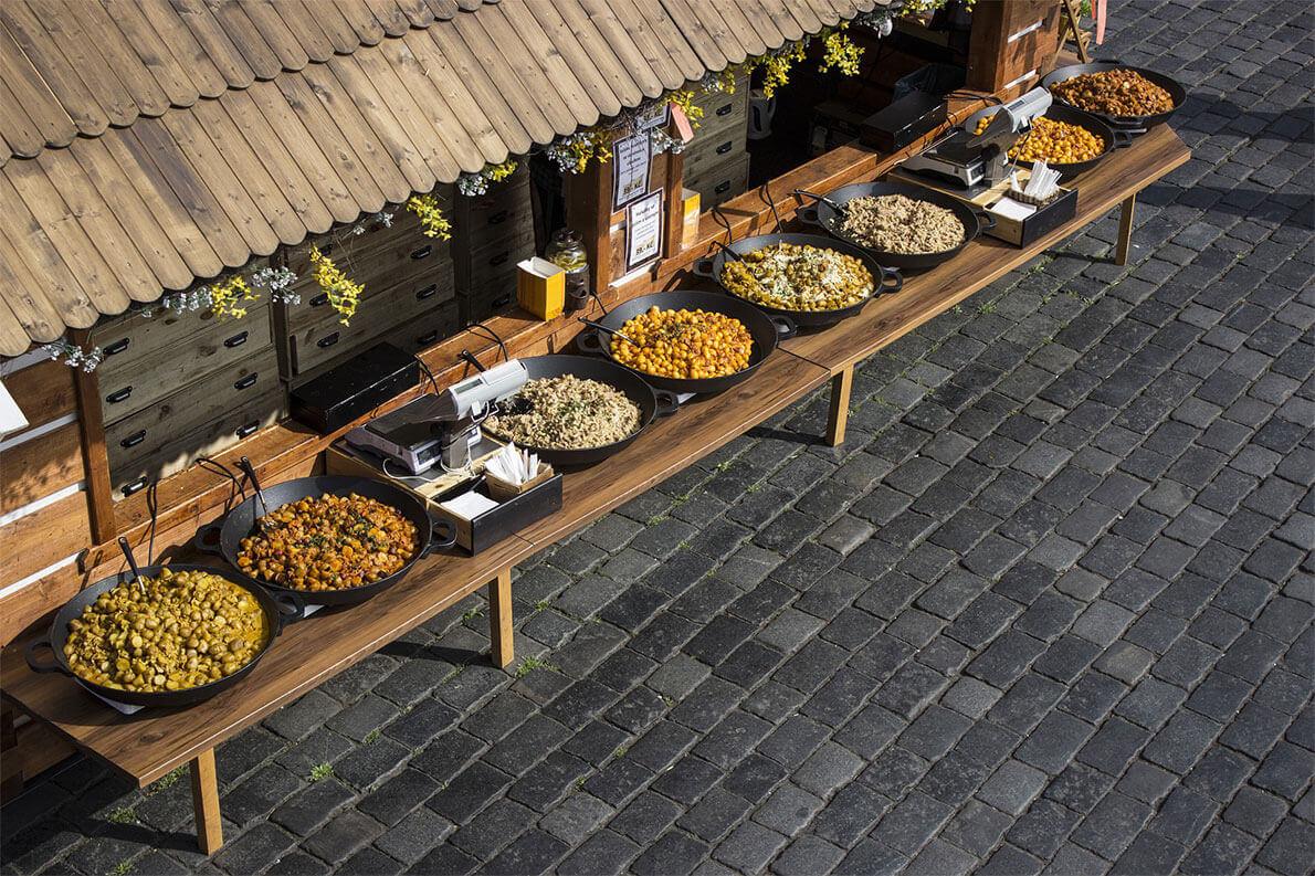 Restaurants in Prague