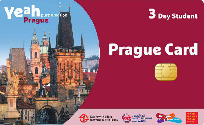 Prague City Pass Card