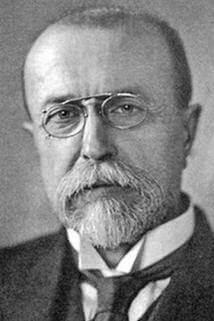 history of prague - Thomas Masaryk
